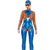 Latex Rubber/fetishism/Uniform/superstition/Costume/party/men/uniformsOEM88