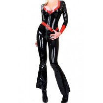 Latex Rubber/fetishism/Uniform/superstition/Costume/party/Women 's casual fashion/OEM72