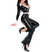 Latex Rubber/fetishism/Uniform/superstition/Costume/party/Women 's casual fashion/OEM73